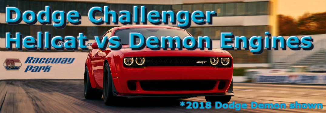 Want power? Try the Dodge Challenger SRT Hellcat or Demon