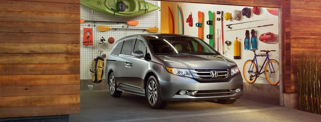 e7814653e9b7 2016 Honda Odyssey active and passive safety features