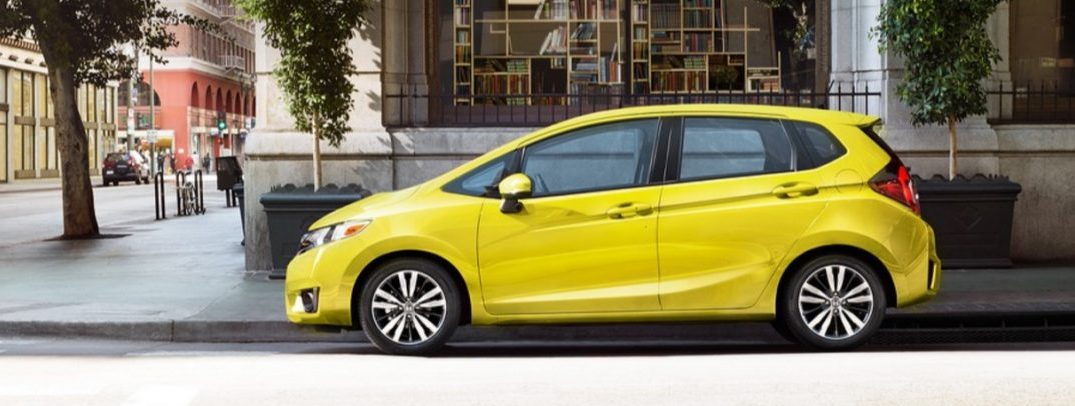 New Honda Fit offers bright, bold color options