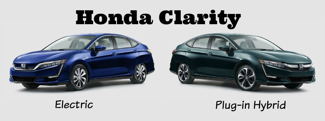 Honda Clarity Electric And Hybrid Release Date