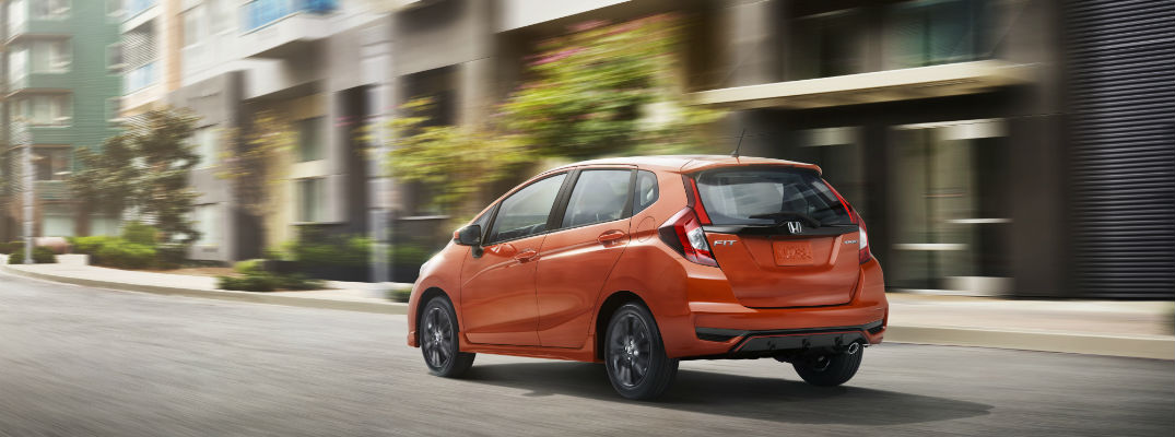 Release Date For The 2018 Honda Fit
