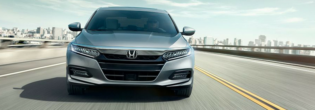 Which engine options are available in the new Accord?