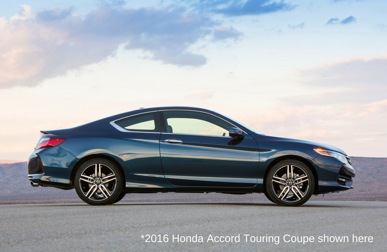 2016 Accord Coupe in gray : honda door - pezcame.com