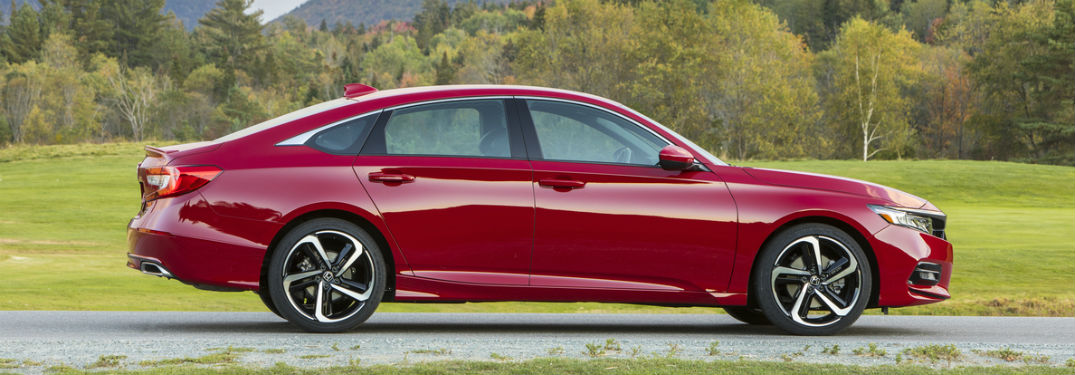 GALLERY: Style your new Honda Accord any way you want