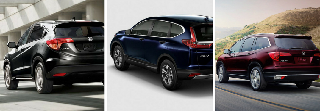 Learn more about the reliable Honda lineup