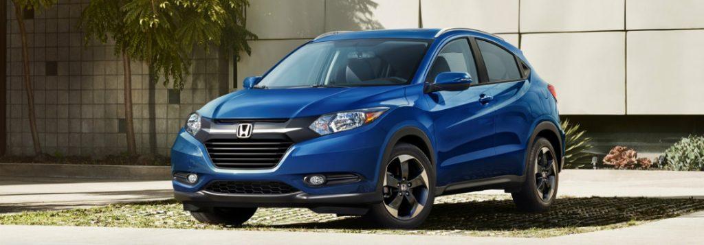 2018 Honda Pilot, CR-V And HR-V Could Get Hybrid Versions >> Does The 2018 Honda Hr V Have A Sunroof