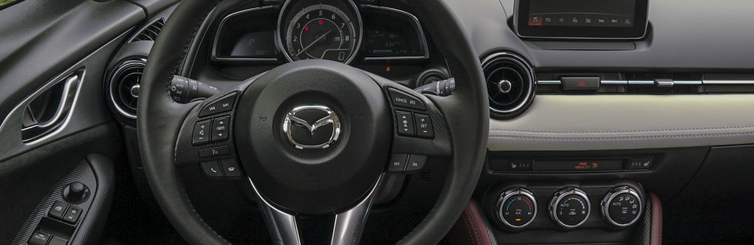 Mazda push-button start