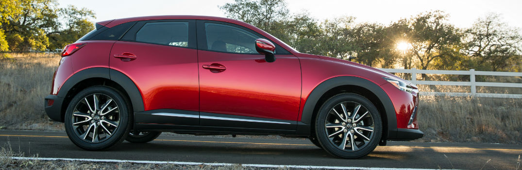 2017 Mazda CX-3 features and specs