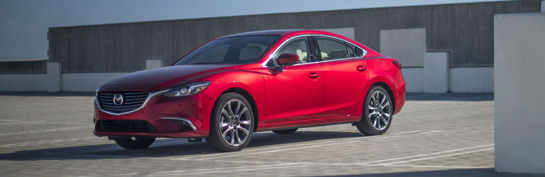 2017 Mazda6 features and specs