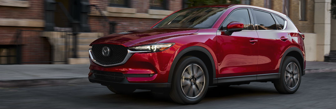 2017 Mazda CX-5 New Powertrain and Comfort Features