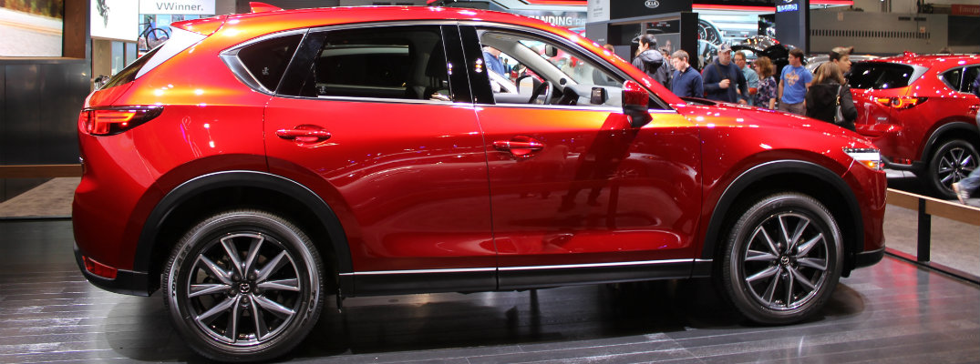 2017 Mazda VS-5 pictures at 2017 Chicago Auto Show