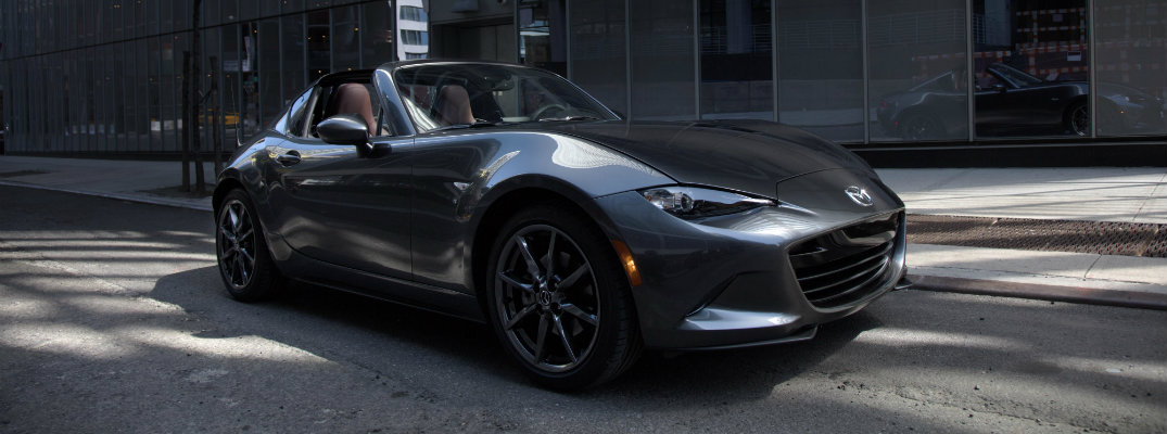 2017 Mazda MX-5 Miata RF performance specs and capabilites