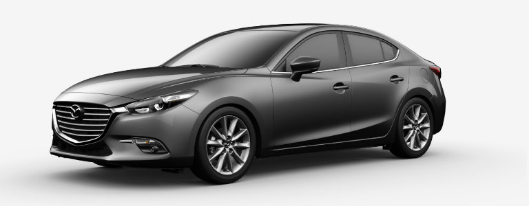 2017 Mazda3 Machine Gray Metallic