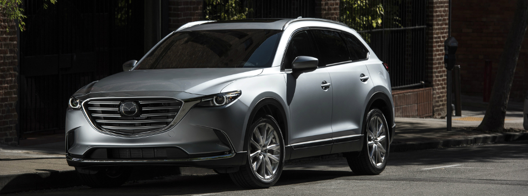 Interior Features Of The 2017 Mazda CX-9 Exterior