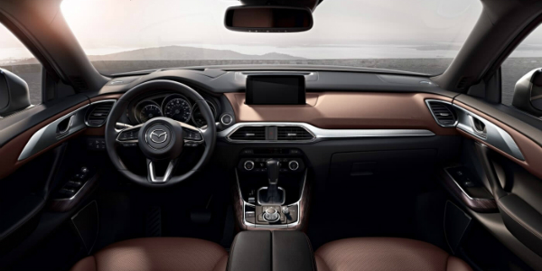 Interior Features Of The 2017 Mazda CX-9 Seats
