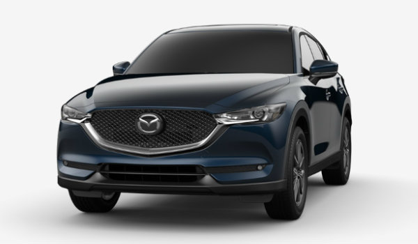 2017 Mazda CX-5 Deep Crystal Blue Mica