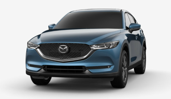 2017 Mazda CX-5 Eternal Blue Mica