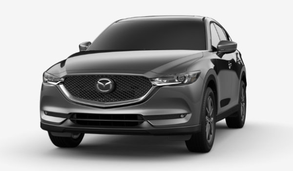 2017 Mazda CX-5 Machine Gray Metallic