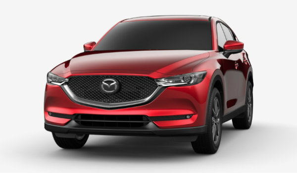 2017 Mazda CX-5 Soul Red Crystal Metallic