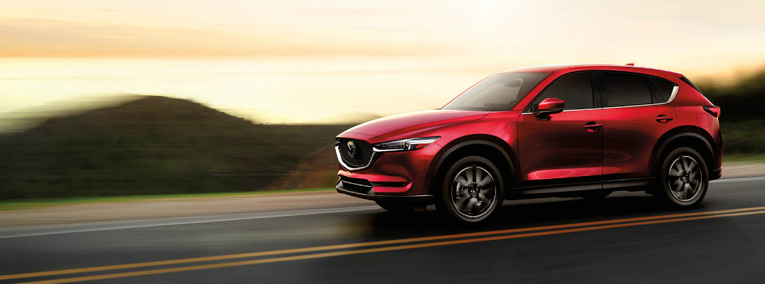 2017 Mazda CX-5 trim level comparison
