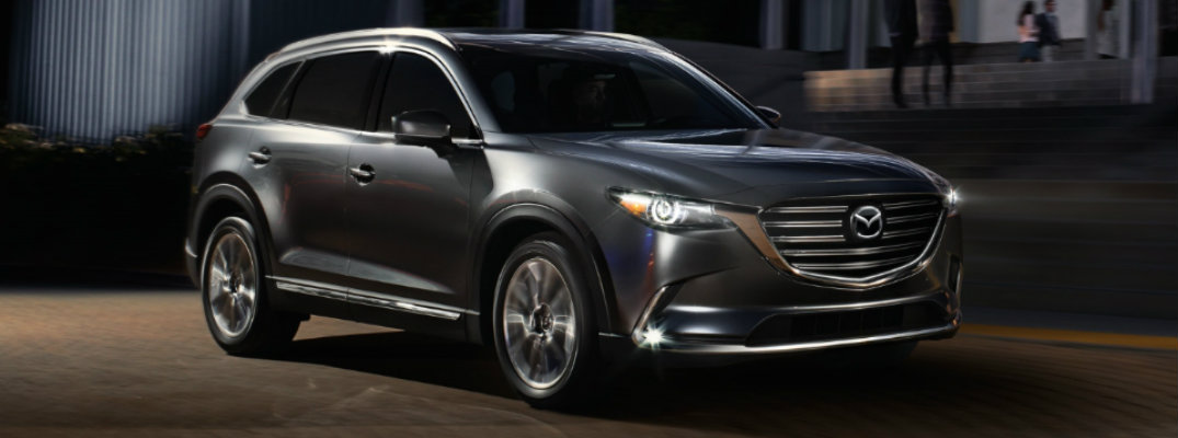 2017 mazda CX-9 safety ratings and features