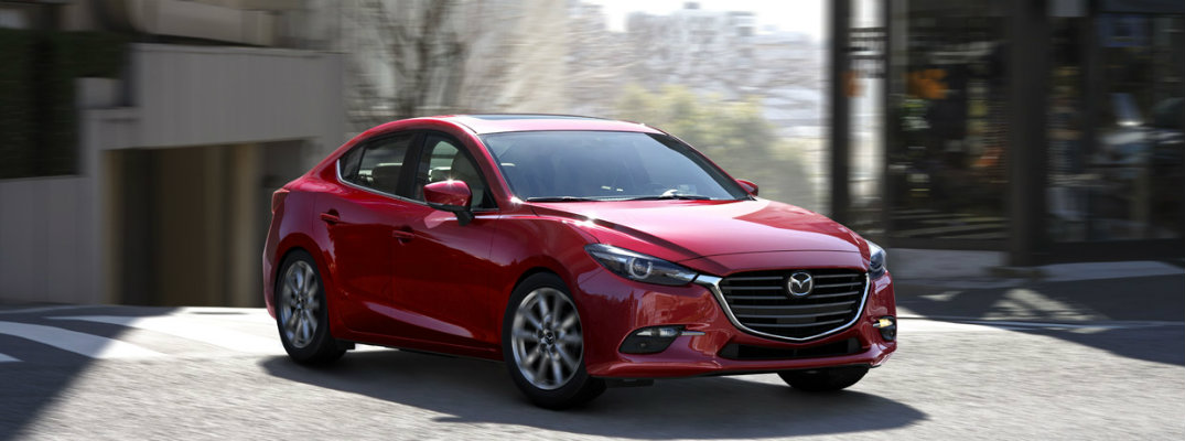 what makes the Mazda3 one of the coolest cars of all time