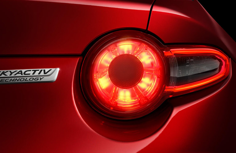 2017 Mazda MX-5 Miata brake light