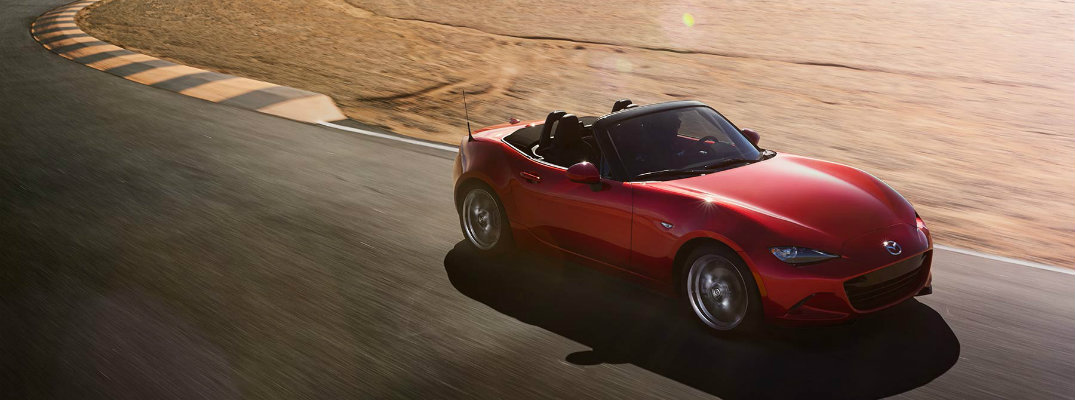 how fast can the 2017 Mazda MX-5 Miata go 0 to 60 mph