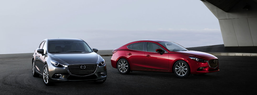 what's new on 2018 Mazda3