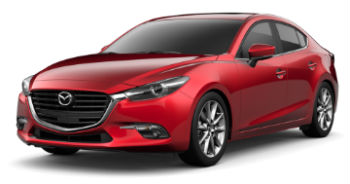 2018 Mazda3 Grand Touring standard features
