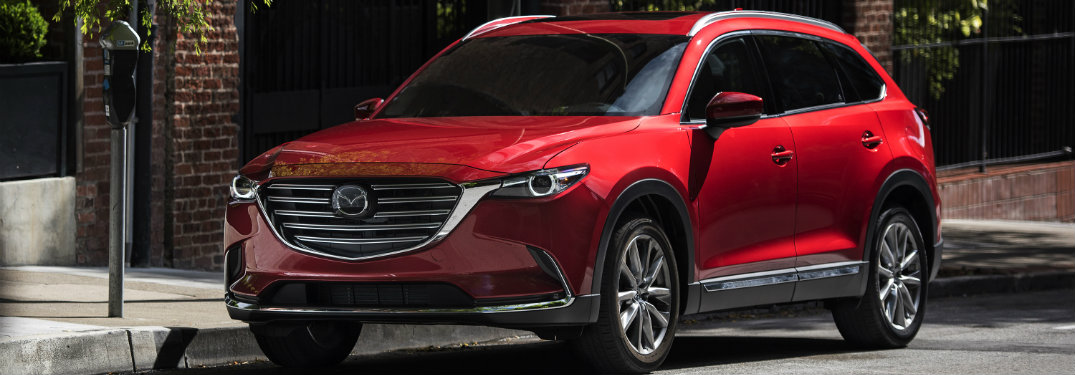 What's new for the 2018 Mazda CX-9