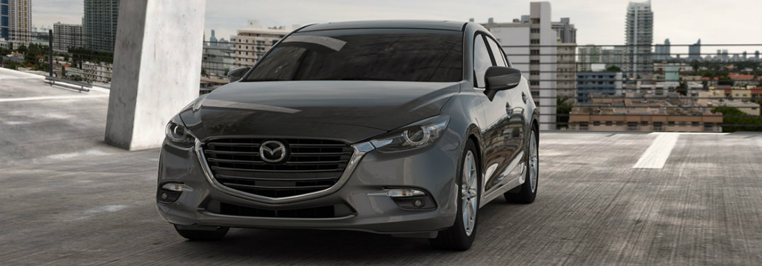 2018 Mazda3 Available Interior Features