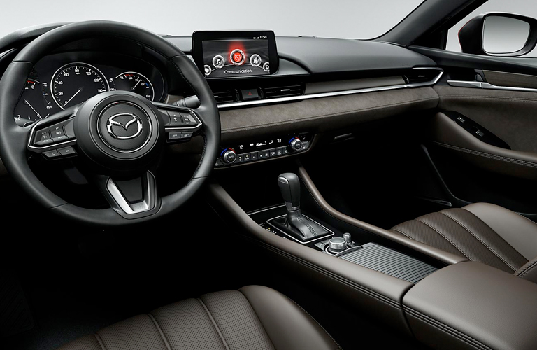 2018-Mazda6-cockpit-from-driver-perspective