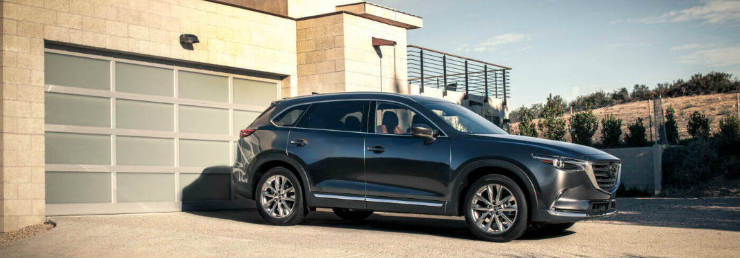 2018 Mazda CX-9 engine specifications