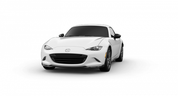 Arctic White 2018 Mazda MX-5 Miata RF