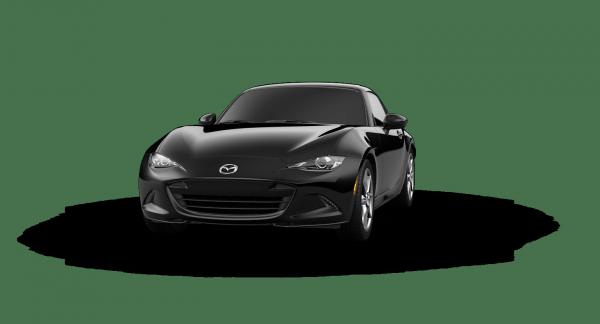 Jet Black Mica 2018 Mazda MX-5 Miata RF