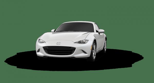 Snowflake White Pearl Mica 2018 Mazda MX-5 Miata RF