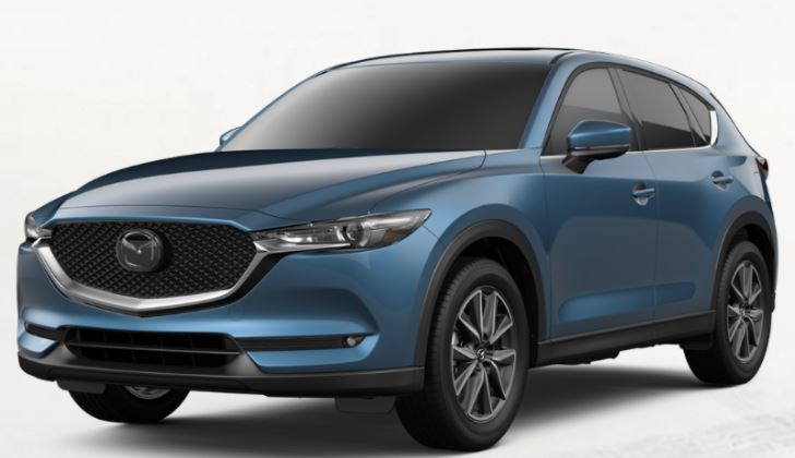 2018 Mazda Cx 5 Exterior Color Choices