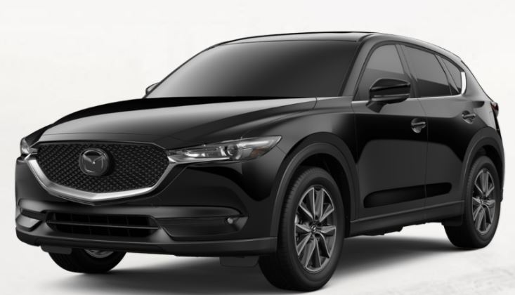 2018 Mazda CX-5 Jet Black Mica