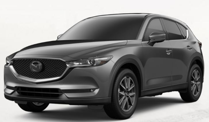 2018 Mazda CX-5 Machine Gray Metallic