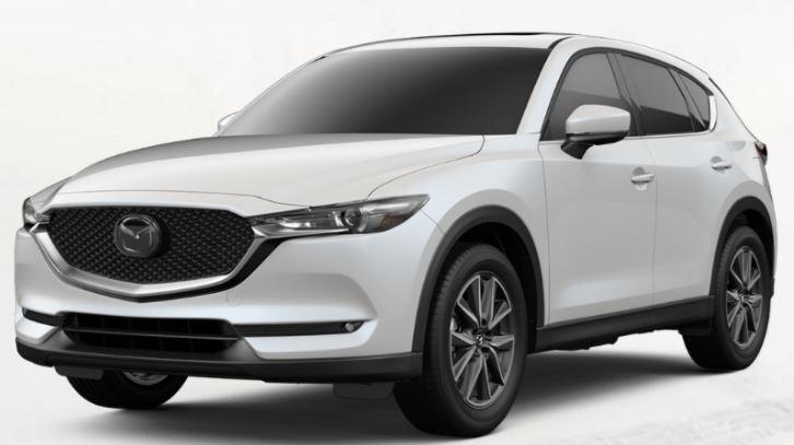 2018 Mazda CX-5 Snowflake White Pearl Mica