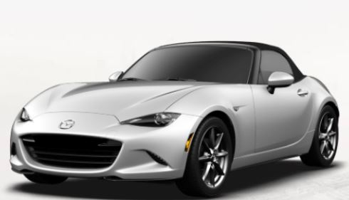 2018 Mazda MX-5 Ceramic Metallic