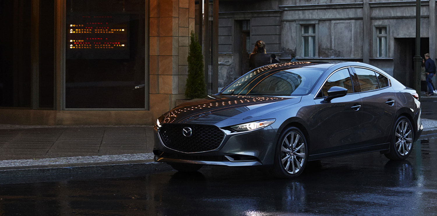 2020 Mazda 3 First Look