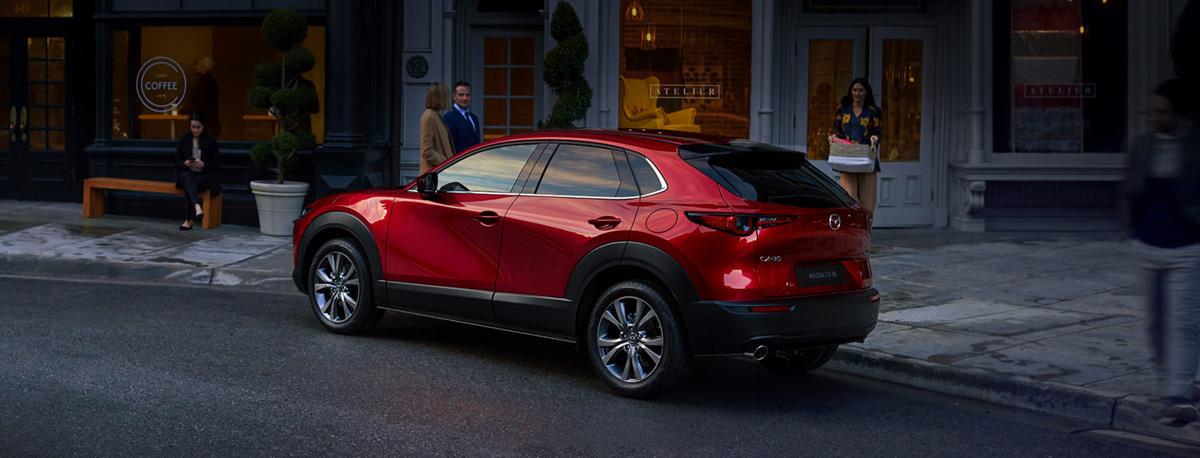 2020 Mazda CX 30 First Drive