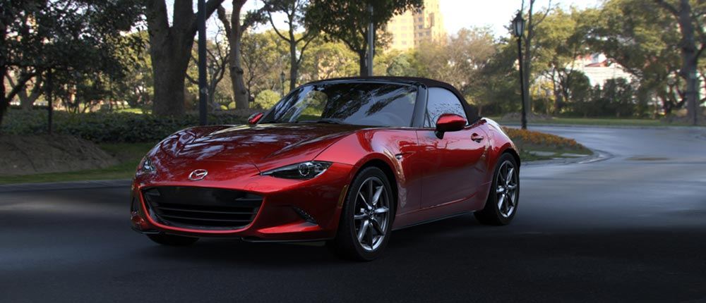 2020 Mazda MX-5 First Look