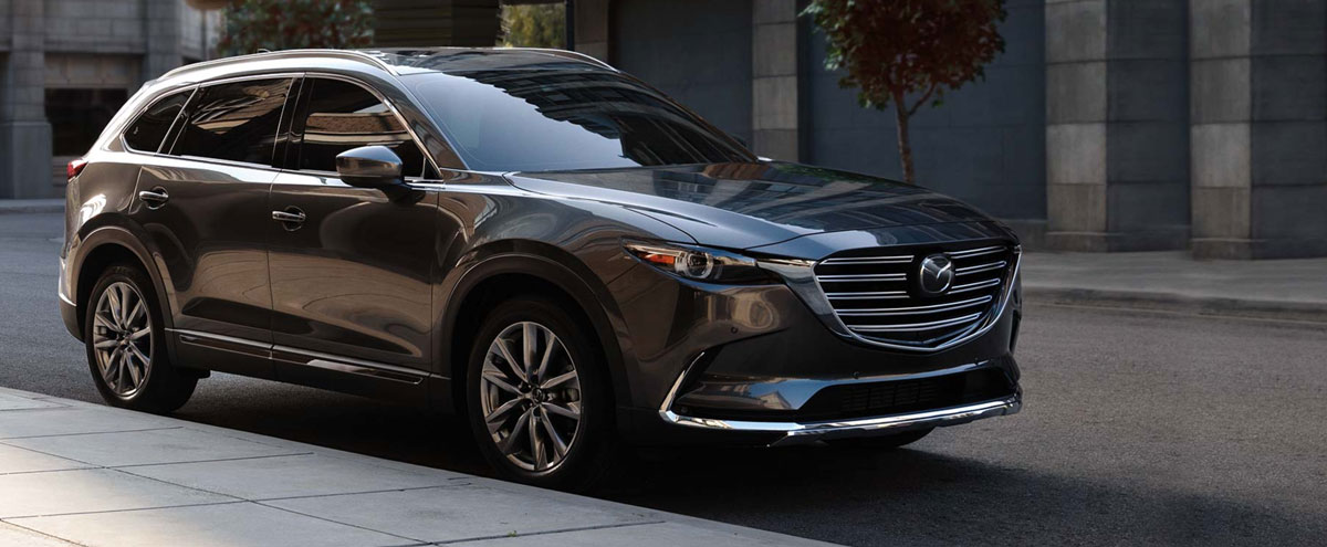 2020 Mazda CX-9 Offers Exciting New Features