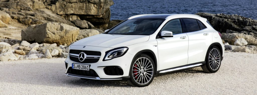 2018 Mercedes-Benz GLA New Features and Release Date