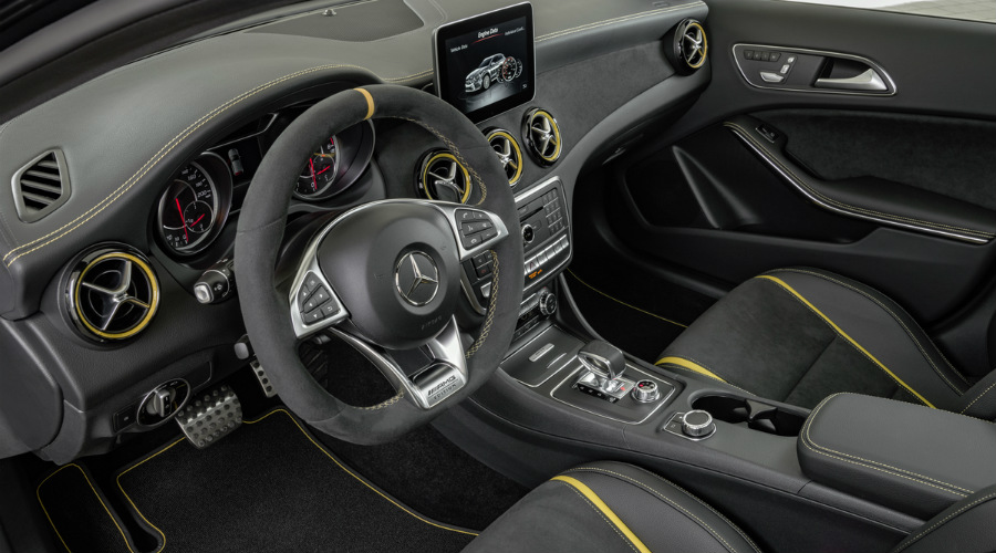 2018 Mercedes-Benz GLA New Features and Release Date-c_o - Luxury ...