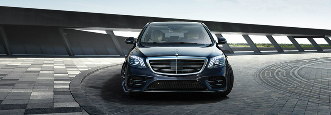 Color options for the 2018 mercedes benz s class for Mercedes benz options