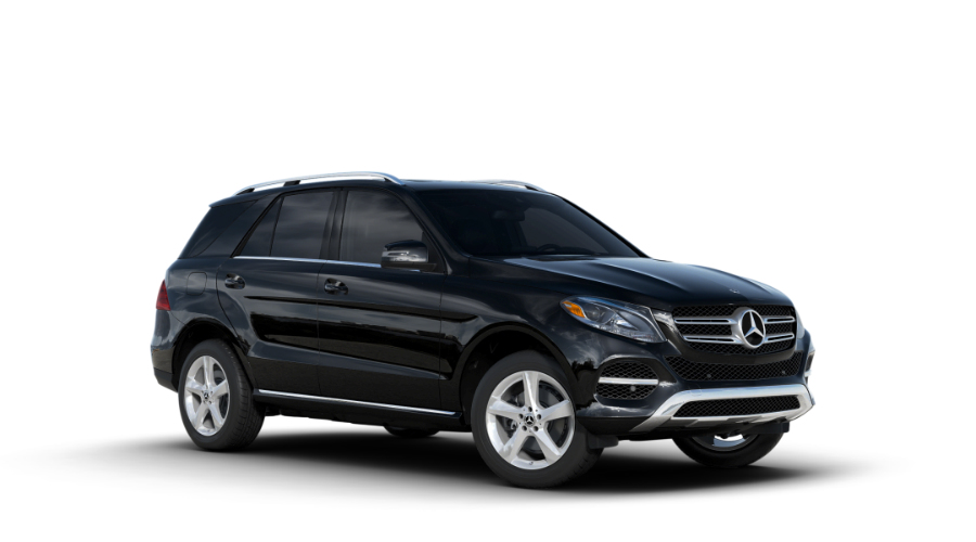2018 Mercedes-Benz GLE in Black